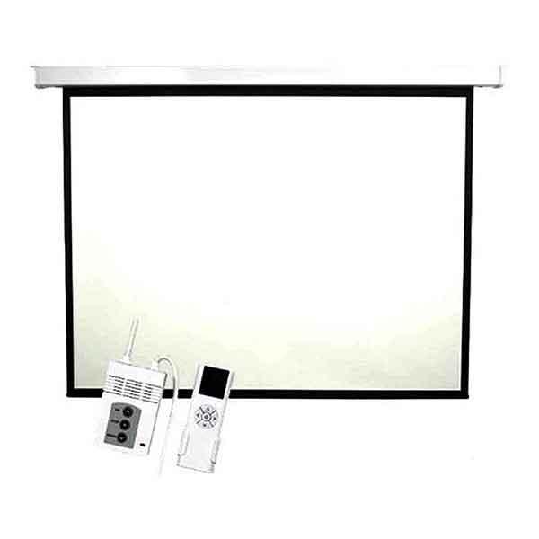 harga layar proyektor otomatis